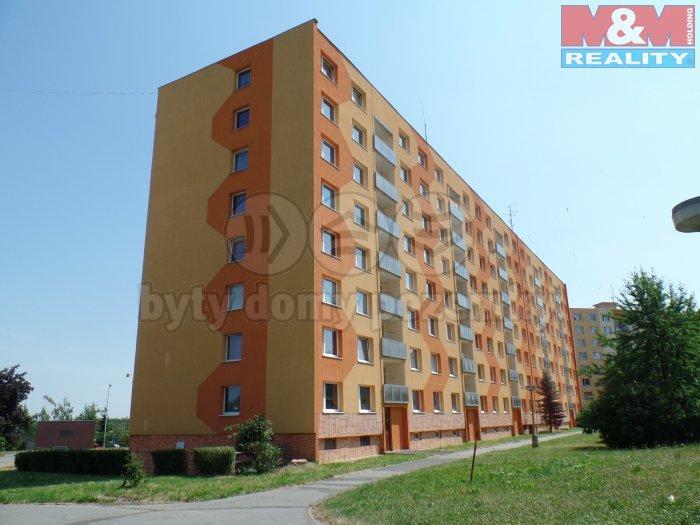 Pronájem, byt 1+1, 35 m2, Chomutov, ul. Jirkovská