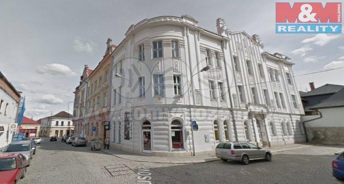Prodej, obchod, 70 m2, Jindřichův Hradec - centrum