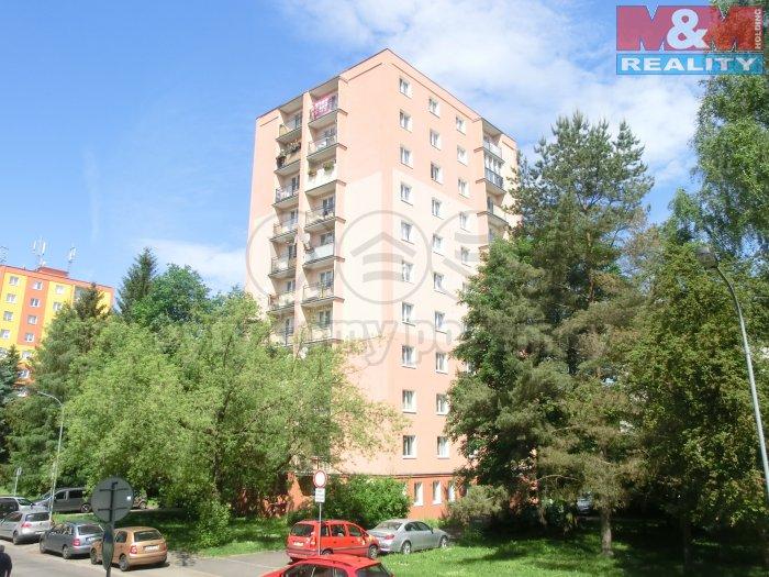 Prodej, byt 2+1, OV, 52 m2, Karlovy Vary, ul. Krymská
