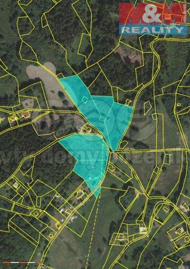 Prodej, pozemek, 20769 m2, Nová Ves nad Nisou