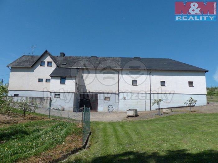 Prodej, zemědělská usedlost, 53106 m2, Žernov