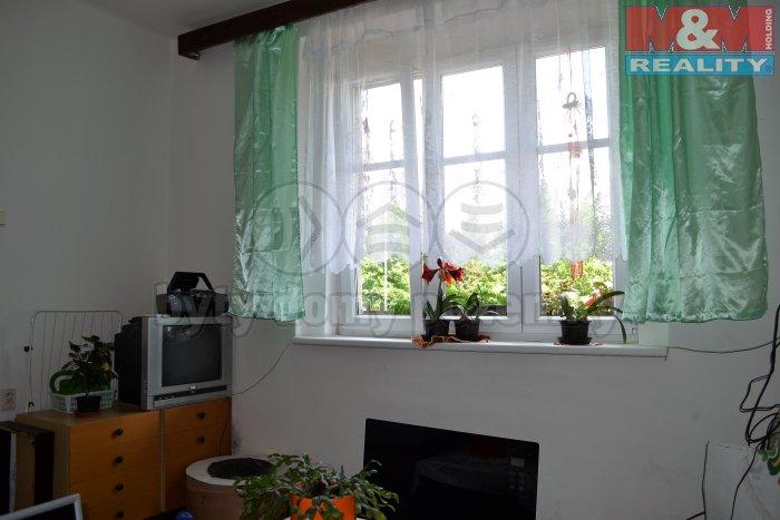 Prodej, byt 2+1, 38 m2, Karlovy Vary, ul. Borová