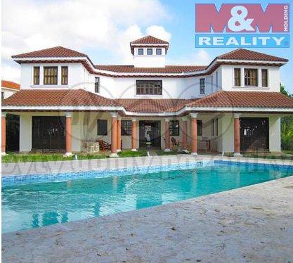 Prodej, rodinný dům 10+kk, Dominikánská republika