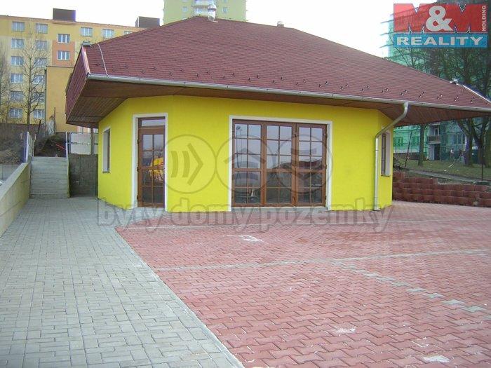 Prodej, restaurace, 85 m2, Sokolov, ul. K. H. Borovského