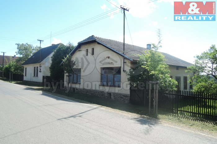 Prodej, rodinný dům, 1220 m2, Sepekov