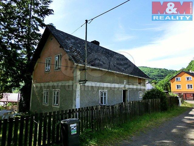 Prodej, rodinný dům, 442 m2, Klášterec nad Ohří - Lestkov