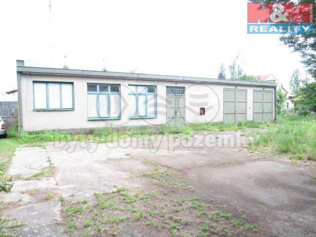 Prodej, skladové prostory, 1300 m2, Řečany nad Labem