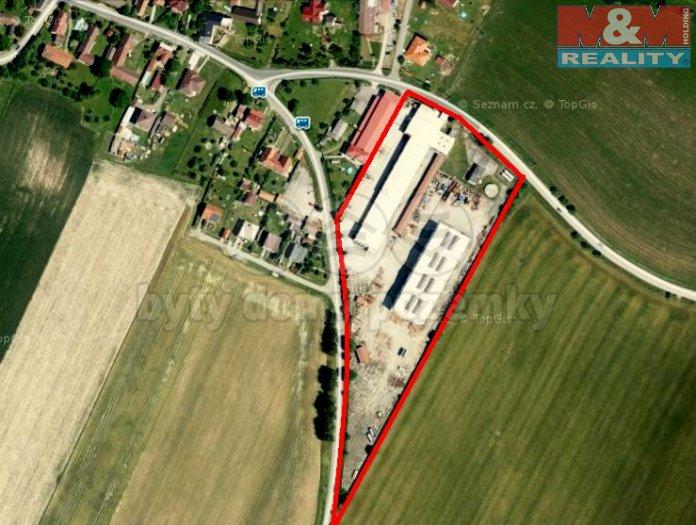 Prodej, výrobní areál, 20256 m2, Lom - Tábor