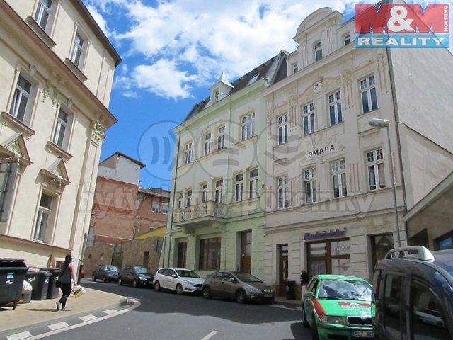 Pronájem, byt 3+kk, 82 m2, Teplice, ul. Českobratrská