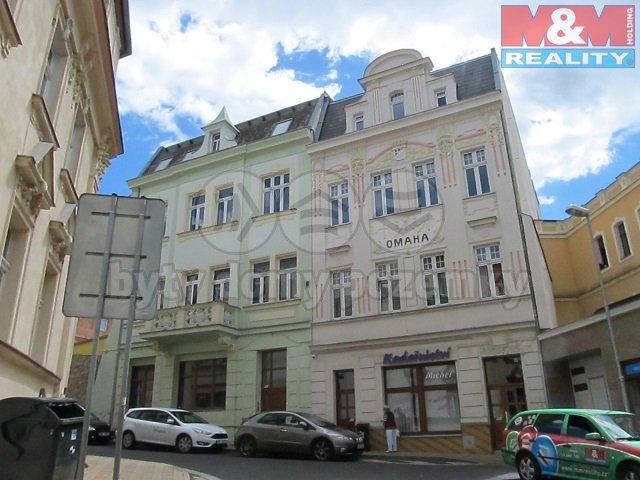 Pronájem, byt 3+kk, 72 m2, Teplice, ul. Českobratrská