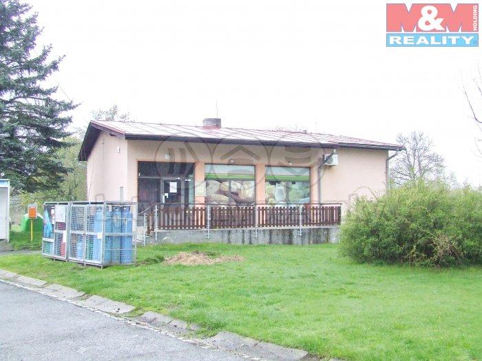 Prodej, obchod, 162 m2, Domažlice - Rybník