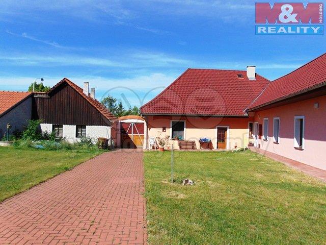Prodej, rodinný dům 3+1, Činěves