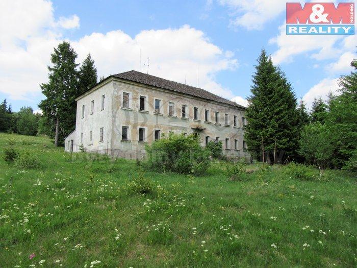 Prodej, nebytový prostor, 455 m2, Hřebečná