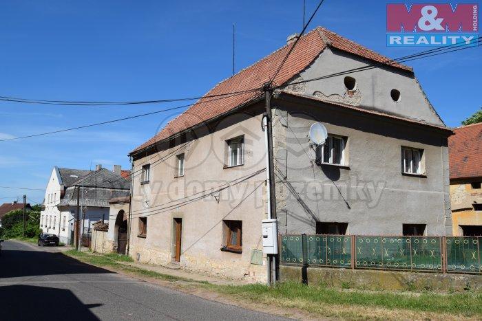 Prodej, rodinný dům, Měcholupy - Želeč