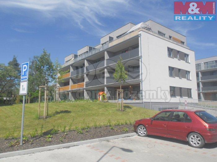 Pronájem, byt 2+kk, 60 m2, Plzeň - Újezd