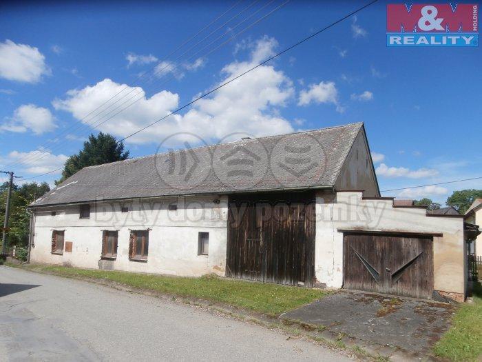 Prodej, chalupa 3+1, 257 m2, Hlohovice - Svinná