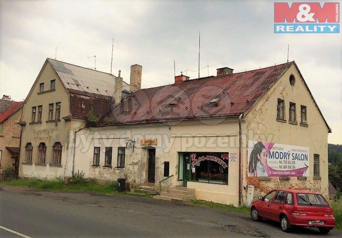 Prodej, komerční objekt, Jablonec nad Nisou, ul. Rychnovská