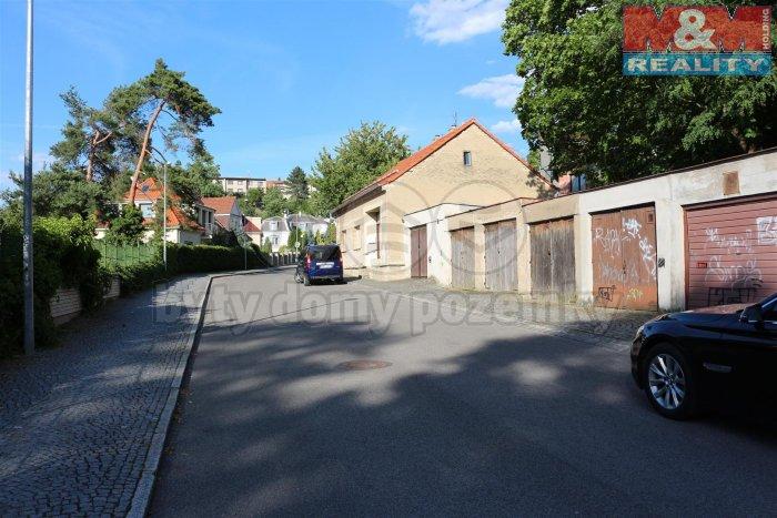 Prodej, stavební pozemek, 155 m2, Praha 6 - Liboc