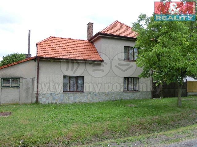Prodej, rodinný dům, Vlkov pod Oškobrhem