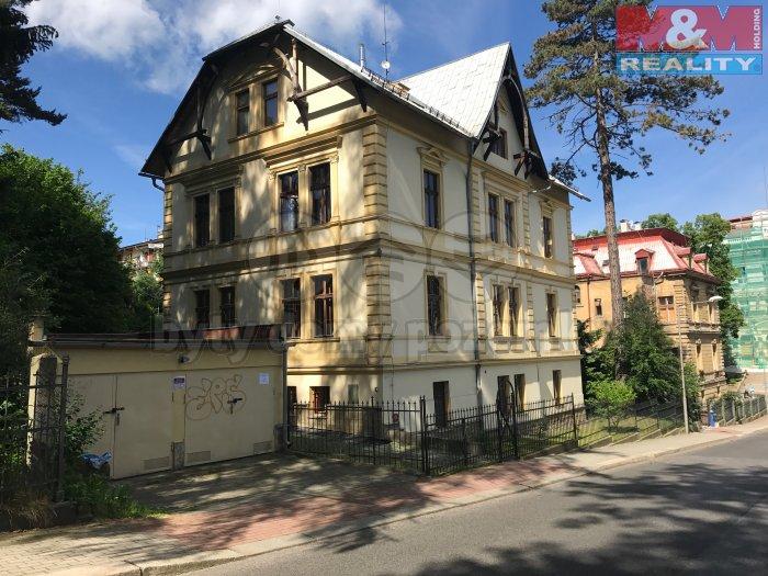 Pronájem, byt 1+1, 48 m2, Liberec, ul. Klostermannova