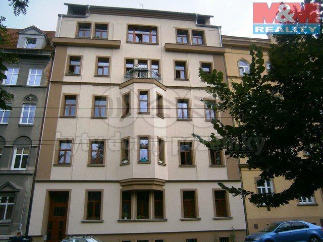Pronájem, byt 1+kk, 30 m2, OV, Ústí nad Labem, ul. Palachova