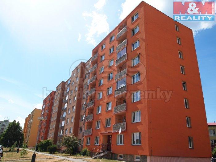 Prodej, byt 1+1, 40 m2, OV, Žatec, ul. Javorová