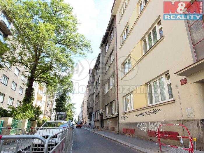 Pronájem, kancelářské prostory, 57 m2, Praha 3 - Vinohrady