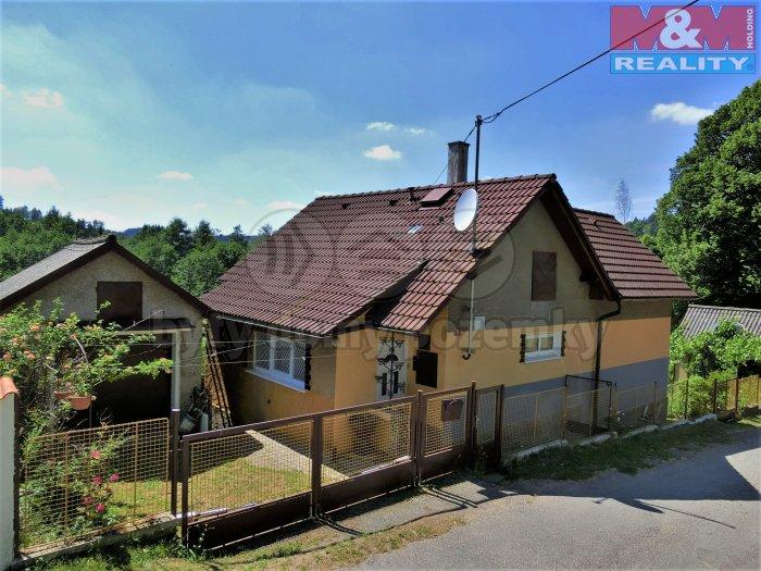 Prodej, rodinný dům 2+1, 446 m2, Ješetice