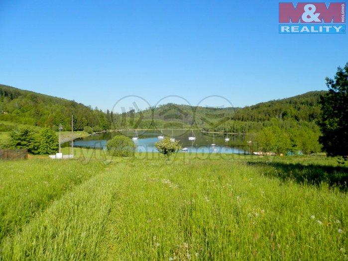 Prodej, pozemek 6040 m2, Nová Pláň