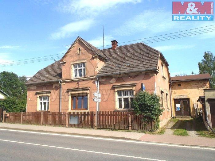 Prodej, nájemní dům, Turnov, ul. Sobotecká