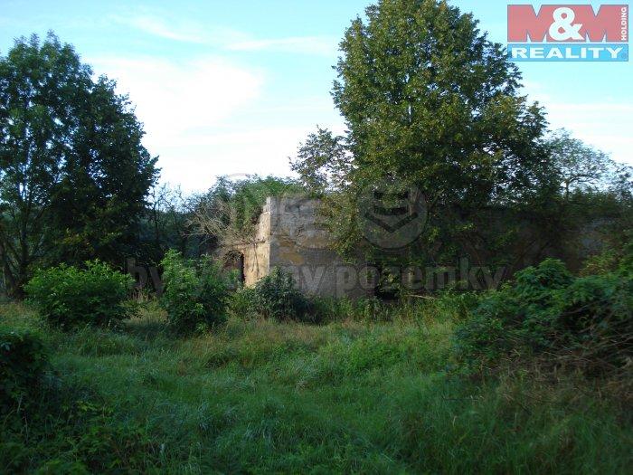 Prodej, stavební pozemek, 2546 m2, Mšené - lázně