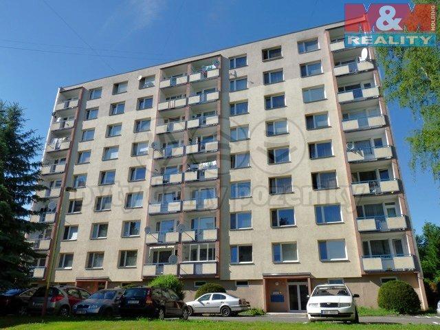 Prodej, byt 3+1, OV, 63 m2, Česká Kamenice, ul. 5. května