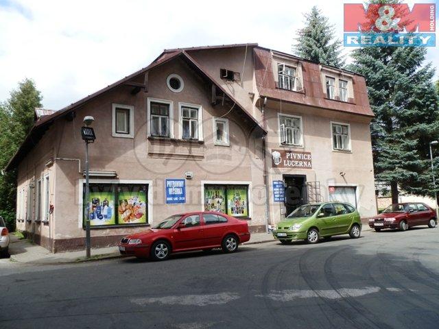 Prodej, nájemní dům, Trutnov, ul. Lípové náměstí
