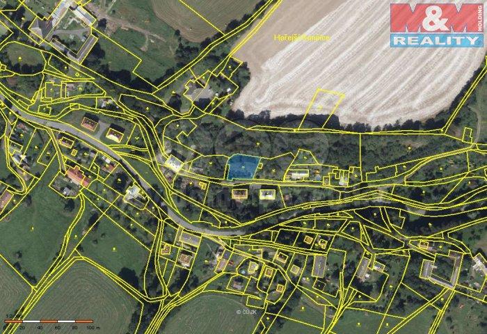 Prodej, pozemek, 867 m2, Jakartovice - Hořejší Kunčice