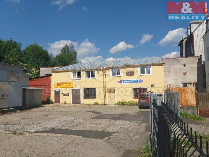 Prodej, komerční objekty, 1330 m2, Karlovy Vary, Chebská ul.