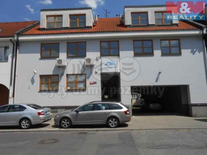 Pronájem, administrativní prostory, 587 m2, Praha 4 - Krč