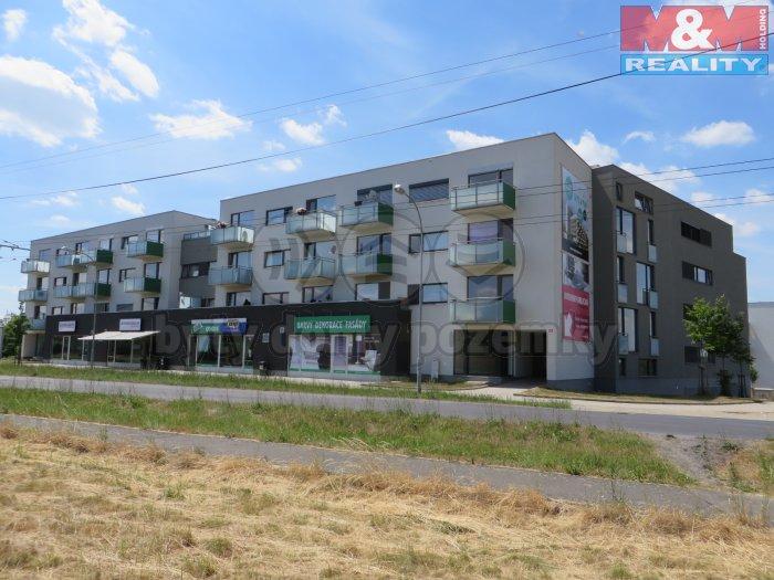 Prodej, byt 2+kk, 58 m2, Plzeň, ul. Štefánikova