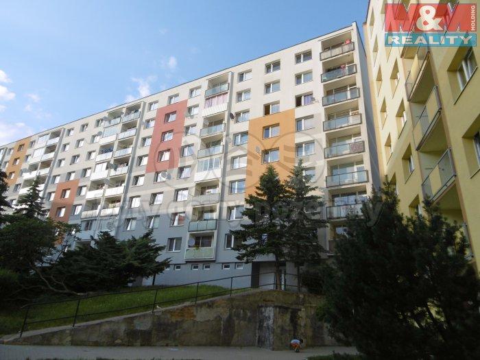 Pronájem, byt 2+1, 57 m2, OV, Chomutov, ul. Dřínovská