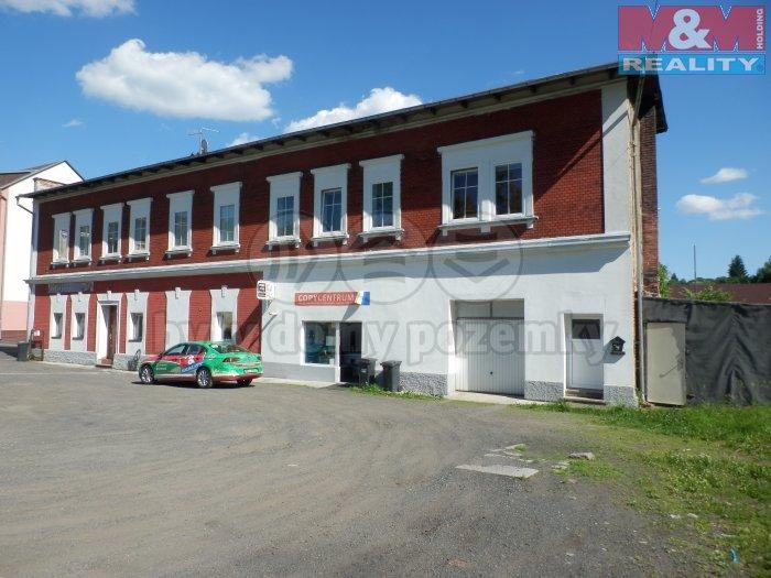 Prodej, polyfunkční dům 10+kk, 219 m2, Kraslice