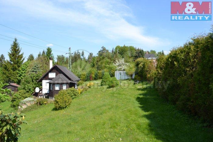 Prodej, pozemek, 1900 m2, Jablonec n/N, ul. Sportovní