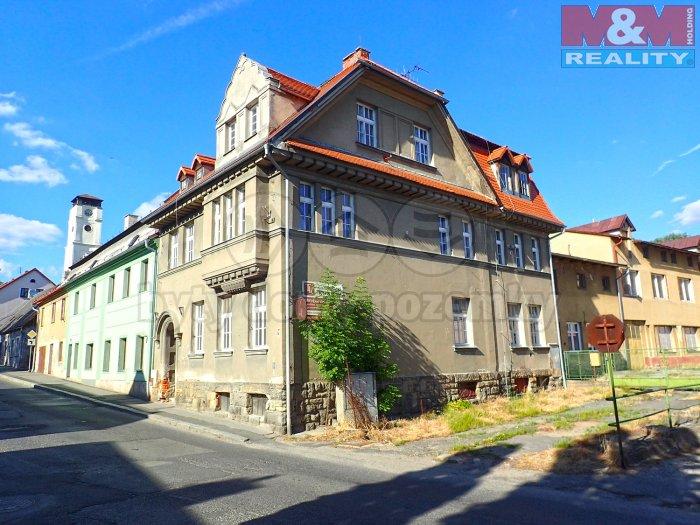 Prodej, nájemní dům, Jablonné v Podještědí, ul. Lidická