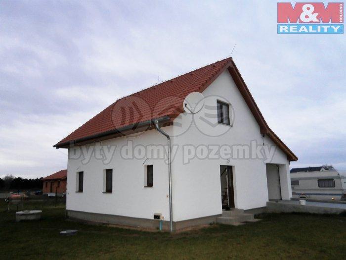 Prodej, rodinný dům 3+kk, 724 m2, Křenek