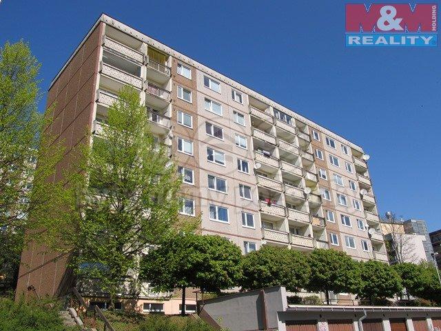 Prodej, byt 3+1 s lodžií, OV, 75 m2, Liberec - Kristiánov
