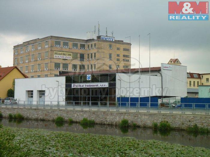 Prodej, komerční objekt, 1058 m2, Cheb