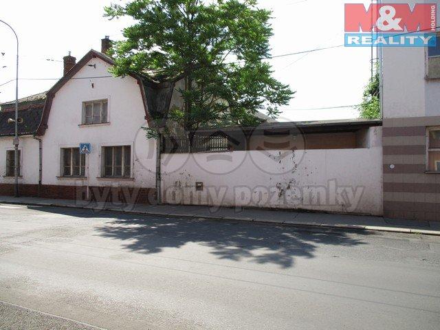 Pronájem, sklad, 36 m2, Ústí nad Labem, ul. Drážďanská