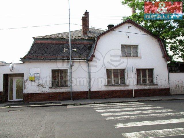 Pronájem, sklad, 65 m2, Ústí nad Labem, ul. Drážďanská