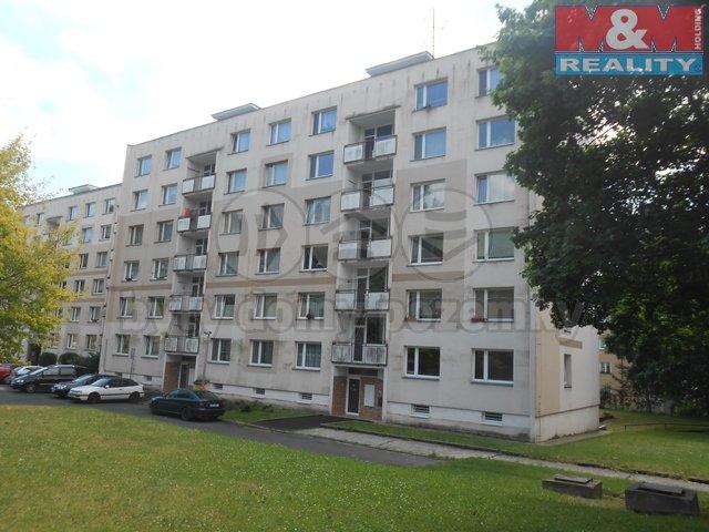 Prodej, byt 2+1, 62 m2, OV, Ústí nad Labem, ul. Železná