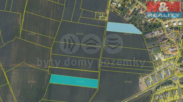 Prodej, pole, 20897 m2, Pitkovice