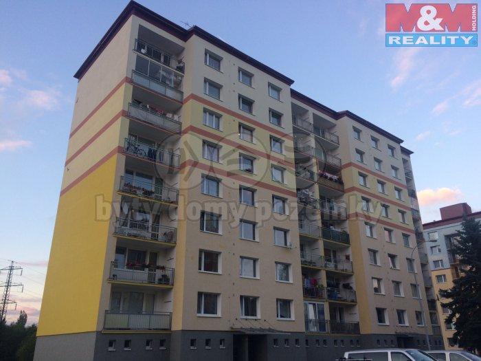 Prodej, byt 3+1, 62 m2, Plzeň, ul. Rabštejnská
