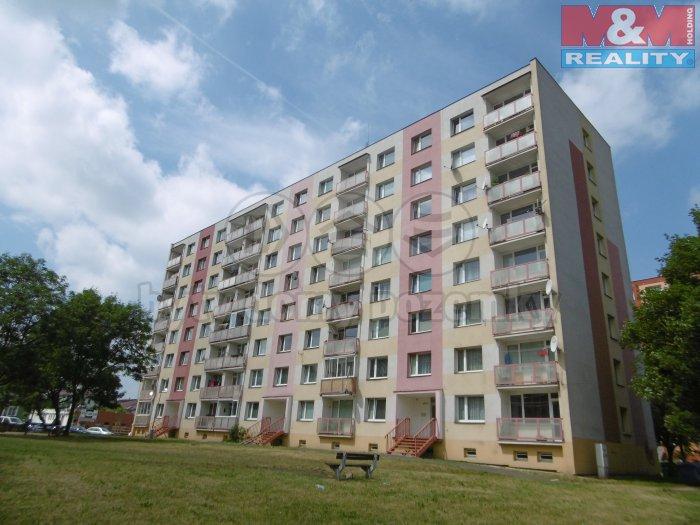 Pronájem, byt 1+1, 36 m2, Chomutov, ul. Jiráskova